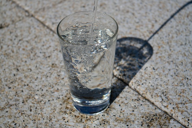 Increasing your water intake will help minimise jet lag