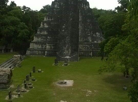 pyramids mexico